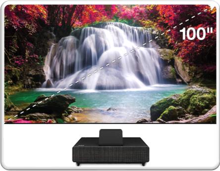100 Inch Screen